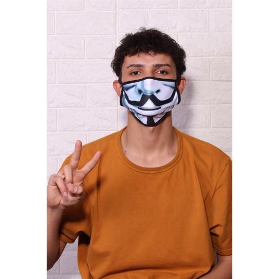 Vendeta Maske